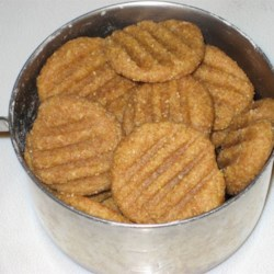 The Best Doggy Biscuits! Recipe - These whole wheat dog biscuits are so good!! I love this recipe. Just try it - I am positive you will love them (and your dogs will too)!