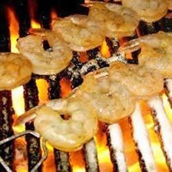 Grilled Garlic Fury Shrimp