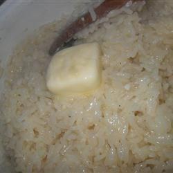 Garlic Chicken Fragrant Rice On a Budget