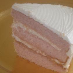 Favorite Strawberry Cake