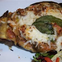 Sausage-Stuffed Eggplant Photos - Allrecipes.com