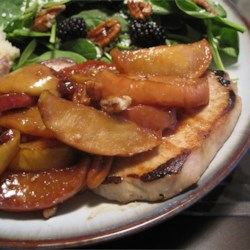 Caramel Apple Pork Chops Photos - Allrecipes.com