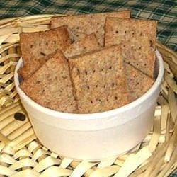 NY Style Rye Crackers