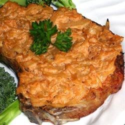 Paprika Pork Chops