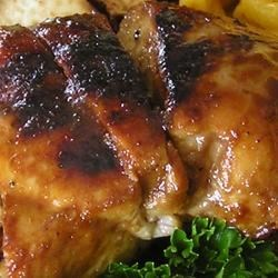 Teriyaki Marinade II Recipe - Soy sauce and garlic seasoned with Asian spices for chicken or beef.