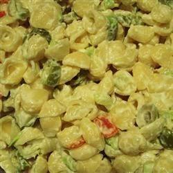 Sabbath Macaroni Salad