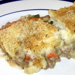 Shepherd's Pie (variation)