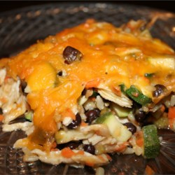 Brown Rice and Black Bean Casserole Photos - Allrecipes.com