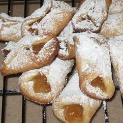 Sophie's Kolacky Recipe - This is my grandma's (Sophie) kolacky recipe, and it probably came from her grandmother in Poland. My family can't get enough of these at Christmas.