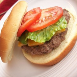 Chris' Bay Area Burger Recipe - These burgers are the hit of my town. All my friends come over every weekend just for these burgers.