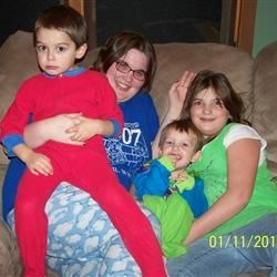 me,cousins, my sister
