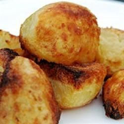 Salt & Pepper Roasted Potatoes