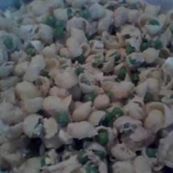Cold Macaroni and Tuna Salad