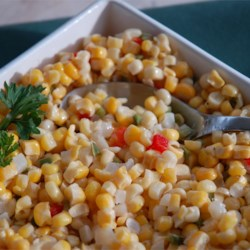 Corn with Jalapenos Recipe - Microwave fresh corn and jalapenos for a side dish with some heat.