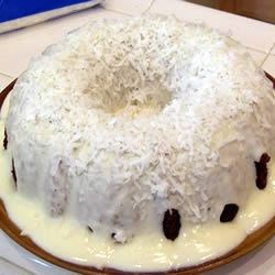 Hawaiian Cake Recipe - This is a moist and unusual cake.  Great for summer.
