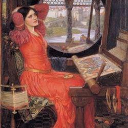 Painting by John W. Waterhouse