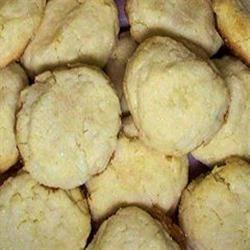 Very Lemon Cookies