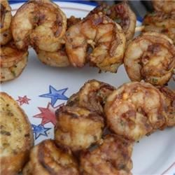 Spicy Chipotle Grilled Shrimp