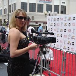 Me at the 2007 Alma Awards