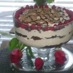 Double Chocolate Mocha Trifle