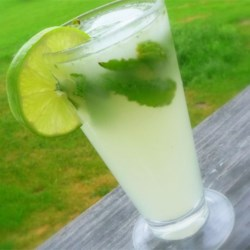 Mojito Recipe - A refreshing cocktail made with lime juice, rum, club soda and fresh mint.