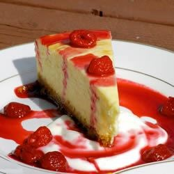 Mary's Cheesecake Recipe - This recipe was passed down from my husband's grandmother. You will love this New York-style cheesecake. The longer it's refrigerated, the better. Enjoy!