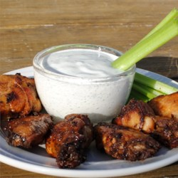 Dad's Kickin' Jamaican Wings, Mon Recipe - If you like spicy, you will love these. Definitely a crowd pleaser. Football season wouldn't be the same without them.