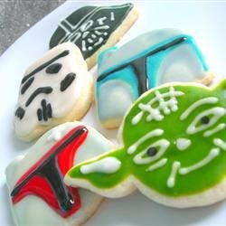 Cream Cheese Cut-Outs II Recipe - Simple, soft and moist cut- out cookies. A perfect sugar cookie for all occasions.