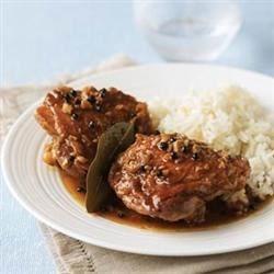 Chicken Adobo (Filipino Recipe)