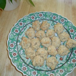 Sunflower Drop Cookies