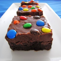 Brownie Frosting Recipe - This is a quick and easy solution for frosting your favorite brownies.