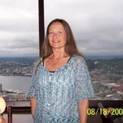 In the space needle in Seattle Washington
