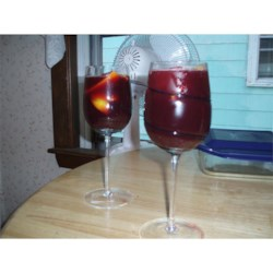 Sangria Barcelona Style Recipe - This is sangria as seen in Barcelona; it only takes 15 minutes to make!