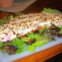 recipe: hazelnut-crusted salmon [35]
