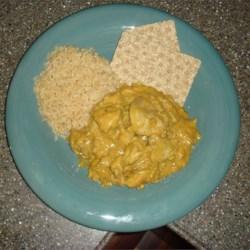 Alex's Favorite Indian Dish