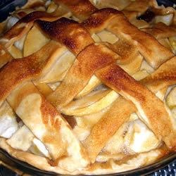 Oh My! Apple Pie