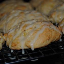 Pineapple Scones Recipe - Crushed pineapple, orange zest, and coconut milk make these scones a delicious treat!