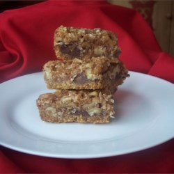 Tom Thumb Bars  (Coconut Specialties) Recipe - These are chewy moist coconut bars.  This was a special treat during the 1930s and 40s which my mother served often to our farming community by popular demand.