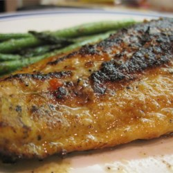 Barlow's Blackened Catfish Recipe - A Cajun spice mixture transforms blackened catfish fillets into a baked Southern delight!