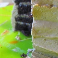 Coffee Icing Recipe - Use strong brewed coffee in this quick and easy cake icing recipe with butter and vanilla extract.