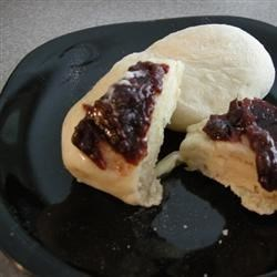 Bannock II Recipe - This is a recipe from my friend - her Mom makes the best bannock ever using this recipe.