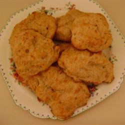 Cheddar Puff Biscuits