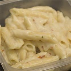 Creamy Garlic Penne