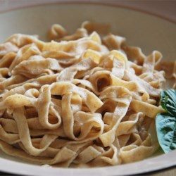 Whole Wheat Pasta Recipe - Fresh, healthy and very delish... I sometimes make this the traditional style, and when in a hurry, I throw all the ingredients into my mixer with the kneading hook.