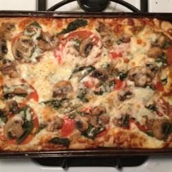 Fresh Tomato and Basil Pizza Photos - Allrecipes.com