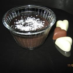 chocolate cornstarch pudding