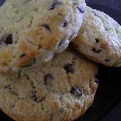 Raisin Tea Biscuits