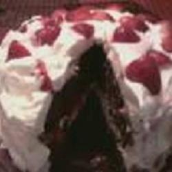 Big D's Chocolate Strawberry Shortcake