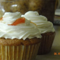 Whipped Cream Frosting Recipe - A heavenly coating for any cake. Whipped cream is gently folded into sweetened cream cheese.