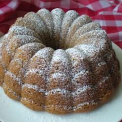 Lemon Poppy Seed Bundt Cake